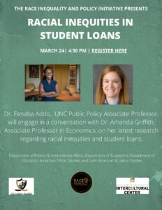 Race Inequality and Student Loans - March 24